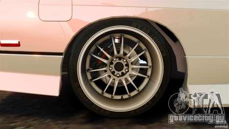 Nissan 240SX facelift Silvia S15 [RIV] для GTA 4 вид снизу