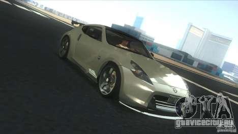Nissan 370Z Drift 2009 V1.0 для GTA San Andreas вид сбоку
