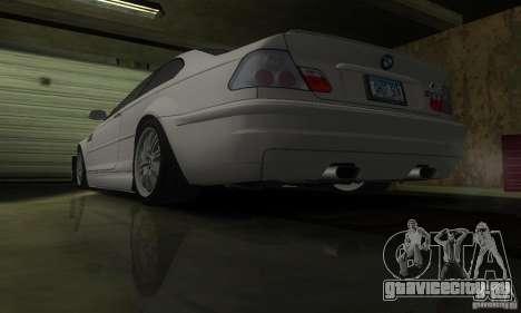 BMW M3 Tuneable для GTA San Andreas вид сбоку