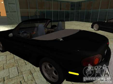 Mazda MX5 Miata для GTA San Andreas