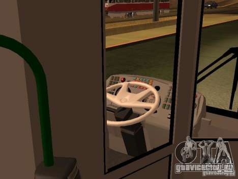 ЛиАЗ 5292.20 для GTA San Andreas вид сзади