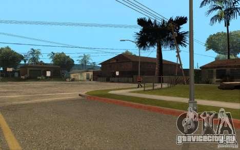 S.T.A.L.K.E.R House для GTA San Andreas пятый скриншот