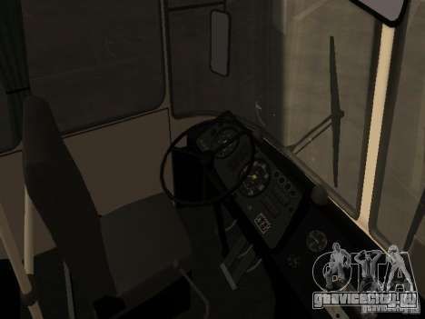 ЛАЗ 699Р 98 021 для GTA San Andreas вид сбоку