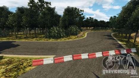 Bihoku Drift Track v1.0 для GTA 4 седьмой скриншот