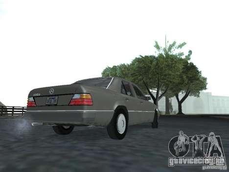 Mercedes-Benz 250D для GTA San Andreas вид справа