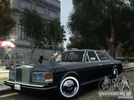 Rolls-Royce Silver Spirit 1990 для GTA 4