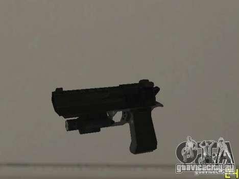 Оружие из COD MW 2 для GTA San Andreas седьмой скриншот