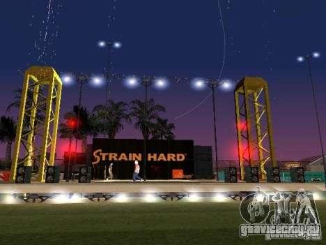Концерт АК-47 для GTA San Andreas третий скриншот