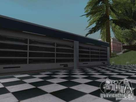 New Doherty для GTA San Andreas четвёртый скриншот