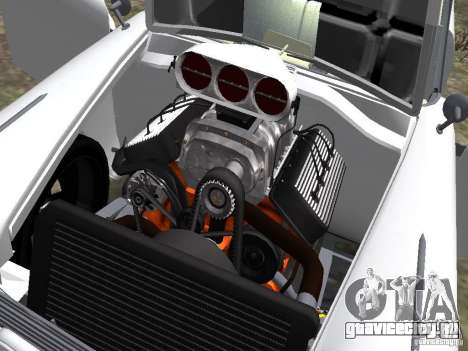 Plymouth Savoy 57 для GTA 4 вид сбоку