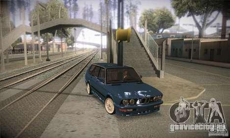 Неосязаемые столбы для GTA San Andreas четвёртый скриншот