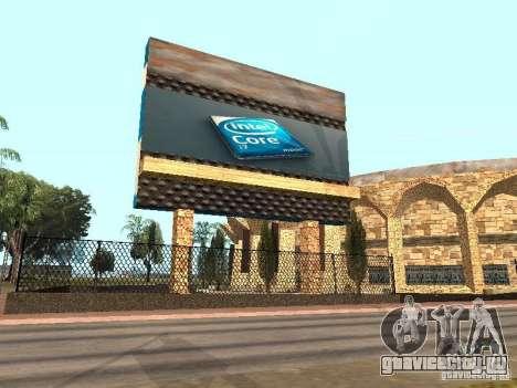 Новый стадион в Лос Сантосе для GTA San Andreas третий скриншот