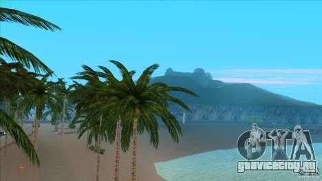ENBSeries by Allen123 для GTA San Andreas пятый скриншот
