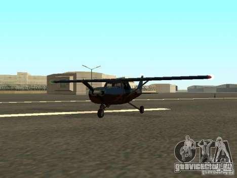 Новый самолёт Dodo для GTA San Andreas