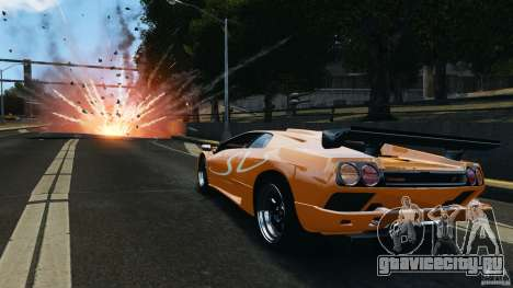 CarRocket для GTA 4