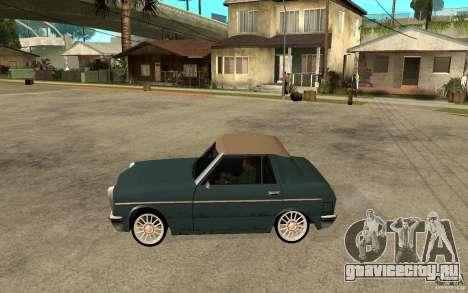 Perenial Coupe для GTA San Andreas вид слева