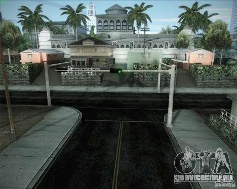 Новые дороги во всем San Andreas для GTA San Andreas пятый скриншот