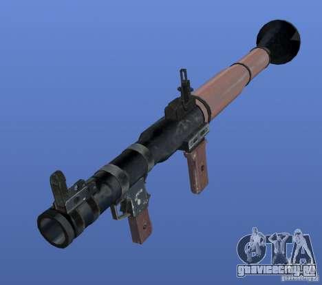 RPG Texture для GTA 4 второй скриншот
