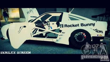 Nissan 380sx BenSpora для GTA 4 вид сверху