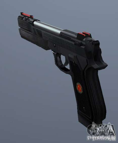 Desert Eagle для GTA San Andreas пятый скриншот