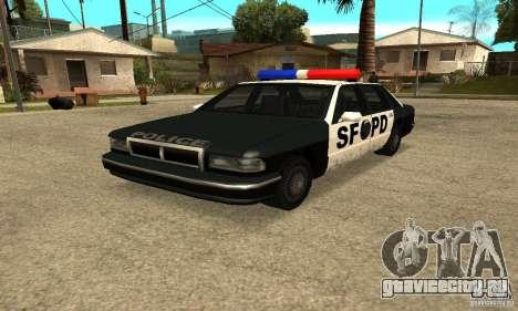 Яркие мигалки для GTA San Andreas второй скриншот