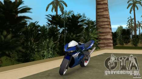 Yamaha YZF R6 2005 для GTA Vice City