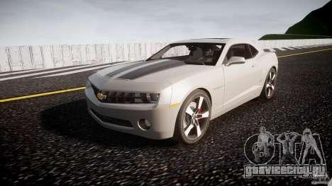 Chevrolet Camaro для GTA 4