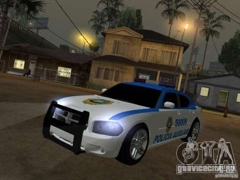 Dodge Charger Police для GTA San Andreas