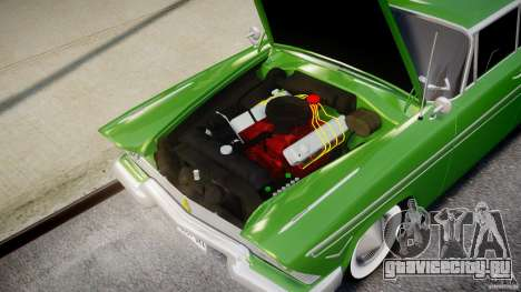 Plymouth Belvedere 1957 v1.0 для GTA 4 вид справа