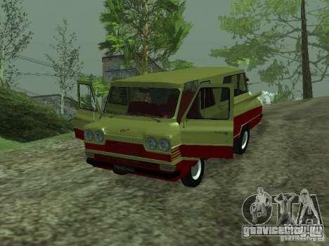 Микроавтобус Старт v1.1 для GTA San Andreas вид справа