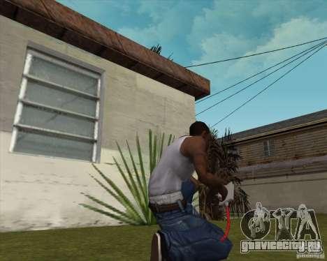 Дефибриллятор для GTA San Andreas второй скриншот