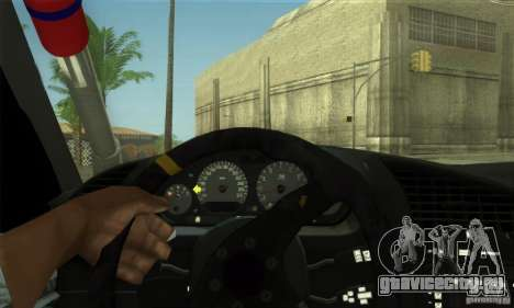 BMW E36 Urban Perfomance Garage для GTA San Andreas вид сбоку