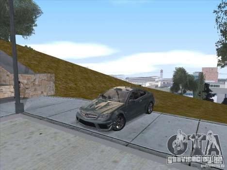 Los Angeles ENB modification Version 1.0 для GTA San Andreas пятый скриншот