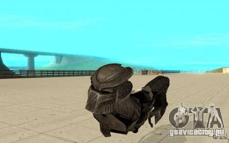 Bike predator для GTA San Andreas