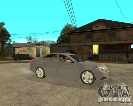 Cheverolet Epica для GTA San Andreas вид справа