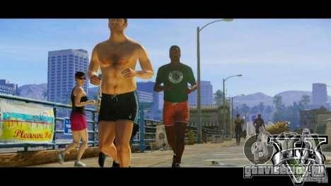 GTA 5 LoadScreens для GTA San Andreas девятый скриншот