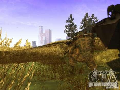 Скин русского солдата для GTA San Andreas второй скриншот
