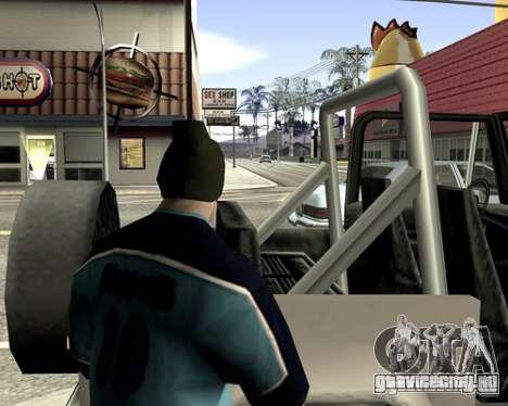 Система укрытий для GTA San Andreas двенадцатый скриншот