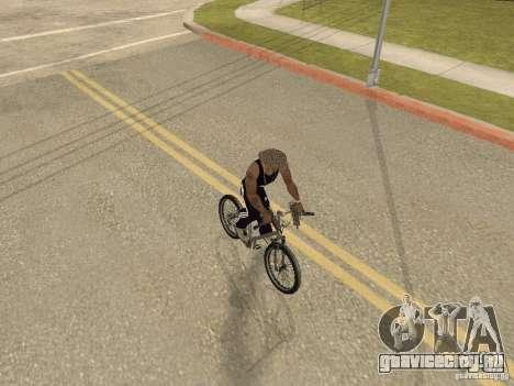 Прятать-доставать оружие в машине для GTA San Andreas третий скриншот
