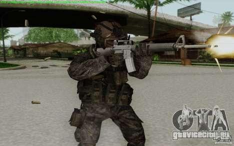 M16A2 для GTA San Andreas четвёртый скриншот