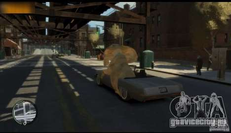 Слон для GTA 4 второй скриншот