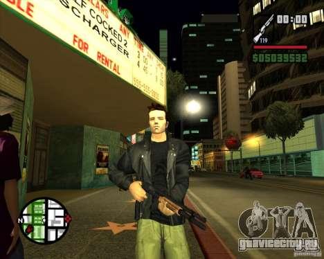 Claude Speed beta4 для GTA San Andreas