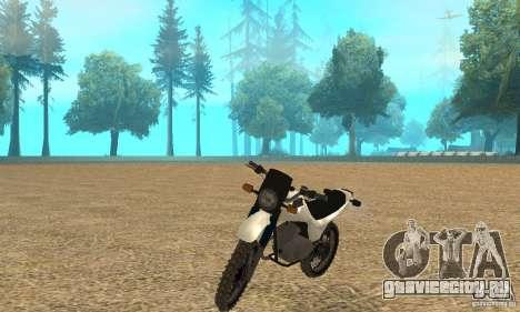 ЗИД Сова 175 Кросс для GTA San Andreas