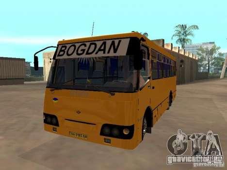 БОГДАН  A 09202 для GTA San Andreas