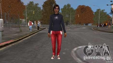 Player Selector для GTA 4 третий скриншот