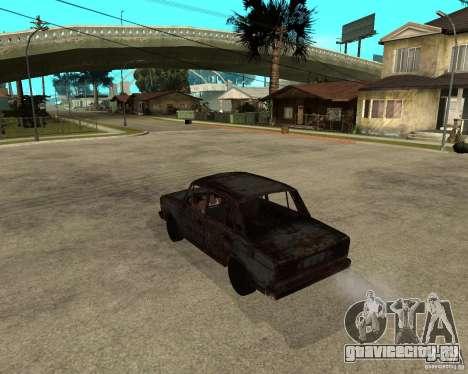 ВАЗ-2106 для GTA San Andreas вид слева