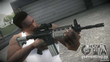 Weapon Pack by GVC Team для GTA San Andreas