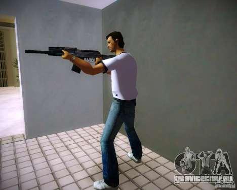 Сайга 12К для GTA Vice City четвёртый скриншот