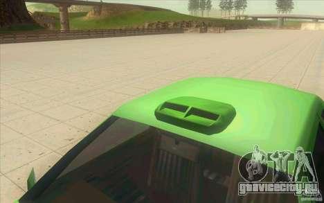 Mad Drivers New Tuning Parts для GTA San Andreas пятый скриншот