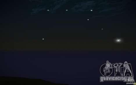 HD Вода v3.0 для GTA San Andreas второй скриншот